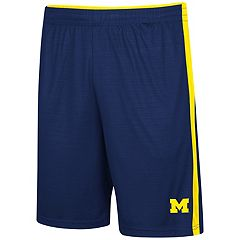 Men's Colosseum Michigan Wolverines Shorts