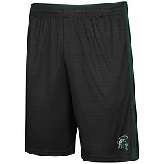 Men's Colosseum Michigan State Spartans Shorts