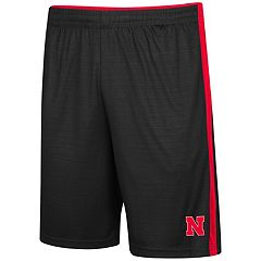 Men's Colosseum Nebraska Cornhuskers Shorts