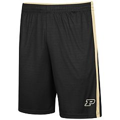 Men's Colosseum Purdue Boilermakers Shorts