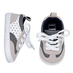 Baby Boy Carter's Low-Top Sneaker Crib Shoes