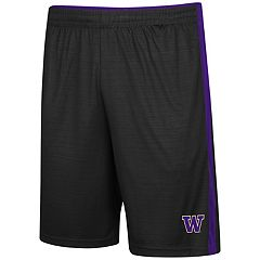 Men's Colosseum Wisconsin Badgers Shorts