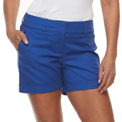 Women's Apt. 9® Torie Cuffed Shorts