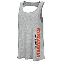 Women's Colosseum Syracuse Orange Twisted Back Tank Top