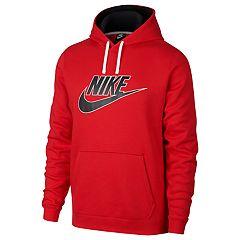 Men's Nike Fleece Pull-Over Hoodie