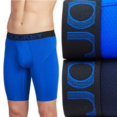 Men's Jockey 2-pack Athletic RapidCool™ Microfiber Stretch Midway Briefs
