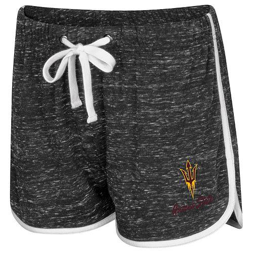 Women's Colosseum Arizona State Sun Devils Gym Shorts