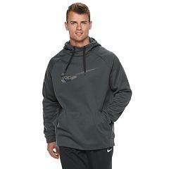 Men's Nike Therma Pull-Over Swoosh Hoodie