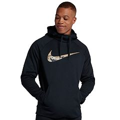 Men's Nike Therma Pull-Over Swoosh Hoodie