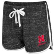 Women's Colosseum Nebraska Cornhuskers Gym Shorts