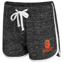 Women's Colosseum Syracuse Orange Gym Shorts