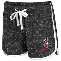Women's Colosseum Wisconsin Badgers Gym Shorts