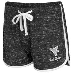 Women's Colosseum West Virginia Mountaineers Gym Shorts