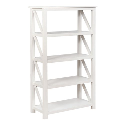 SONOMA Goods For LifeTM Cameron 4 Shelf Tiered Bookcase