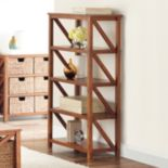 SONOMA Goods for Life? Cameron 4-Shelf Tiered Bookcase