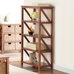 SONOMA Goods for Life™ Cameron 4-Shelf Tiered Bookcase