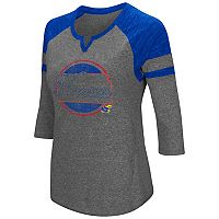 Women's Colosseum Kansas Jayhawks Tee