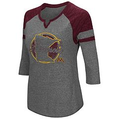 Women's Colosseum Minnesota Golden Gophers Tee