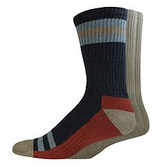 Men's Dockers 3-pack Cushioned Crew Socks