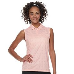 Women's Nike Dry Sleeveless Golf Polo