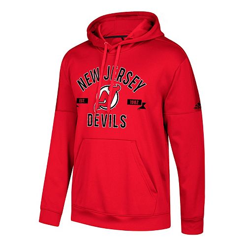 Men's adidas New Jersey Devils Misconduct Team Hoodie
