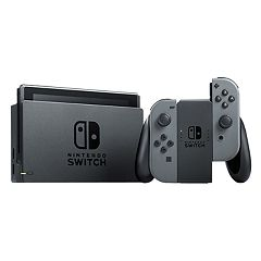 Nintendo Switch Console & Joy-Con Controller Set with Bonus Interworks Controller