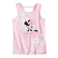 Disney's Minnie Mouse Toddler Girl Graphic Tank Top by Jumping Beans®