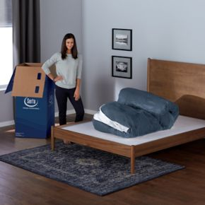Serta 10-inch Perfect Sleeper Memory Foam Mattress In A Box