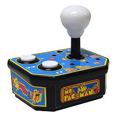 Ms. Pac-Man TV Arcade Video Game