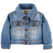 Baby Boy OshKosh B'gosh® Knit Denim Jacket