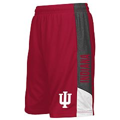 Boys 8-20 Colosseum Indiana Hoosiers Shorts