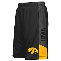 Boys 8-20 Colosseum Iowa Hawkeyes Shorts