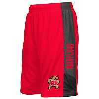 Boys 8-20 Colosseum Maryland Terrapins Shorts