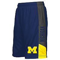 Boys 8-20 Colosseum Michigan Wolverines Shorts