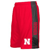 Boys 8-20 Colosseum Nebraska Cornhuskers Shorts