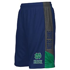 Boys 8-20 Colosseum Notre Dame Fighting Irish Shorts