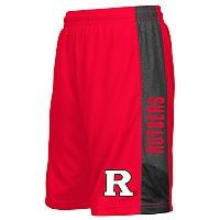 Boys 8-20 Colosseum Rutgers Scarlet Knights Shorts