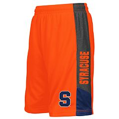 Boys 8-20 Colosseum Syracuse Orange Shorts