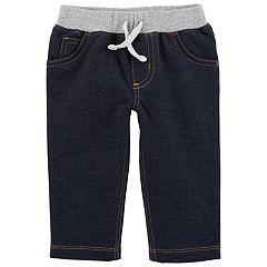 Baby Boy Carter's Denim Pull-On Pants