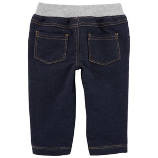 Baby Boy Carter's Denim Pull-On Pants