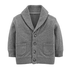 Baby Boy OshKosh B'gosh® Shawl Cardigan