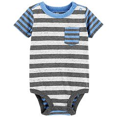 Baby Boy OshKosh B'gosh® Striped Bodysuit