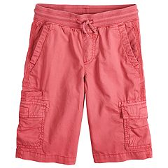 Boys 8-20 Urban Pipeline™ Knit Waistband Cargo Shorts