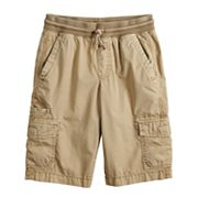 Boys 8-20 Urban Pipeline Knit Waistband Cargo Shorts