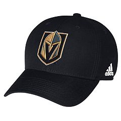 Adult adidas Vegas Golden Knights Adjustable Cap