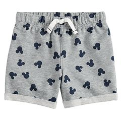Disney's Mickey Mouse Baby Boy Rolled Shorts by Jumping Beans®