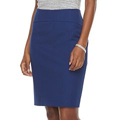 Women's Apt. 9® Bi-Stretch Pencil Skirt