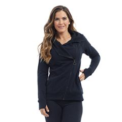 Women's Balance Collection Kaya Hooded Thumb Hole Jacket