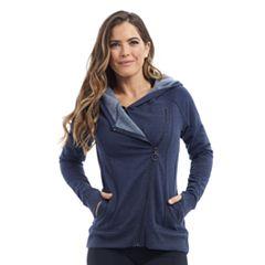 Women's Balance Collection Kaya Hooded Thumb Hole Jacket