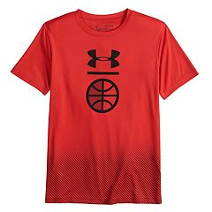 Boys 8-20 Under Armour  Basketball Tee